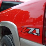 Z71 Truck After