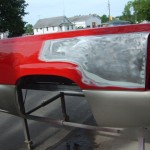 Z71 Truck Before